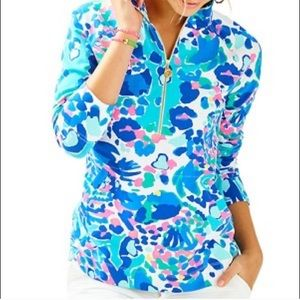 NWT LILLY PULITZER POPOVER - hit the spot